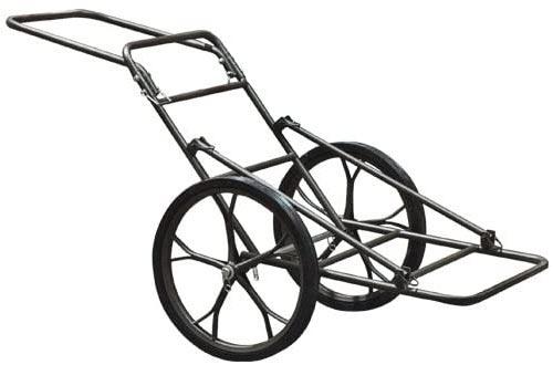 Best Choice Products 500lb Capacity Folding Deer Game Hauler Carts
