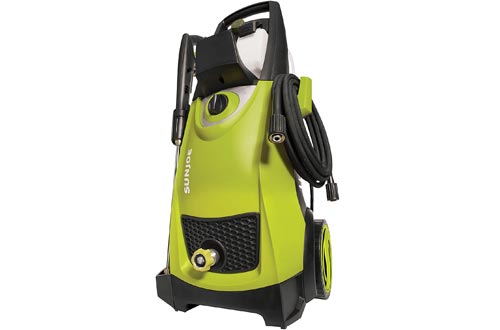 Sun Joe SPX3000 2030 Max PSI 1.76 GPM 14.5-Amp Electric Pressure Washers