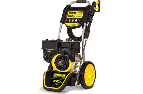 Champion 3200-PSI 2.4-GPM Dolly-Style Gas Pressure Washers