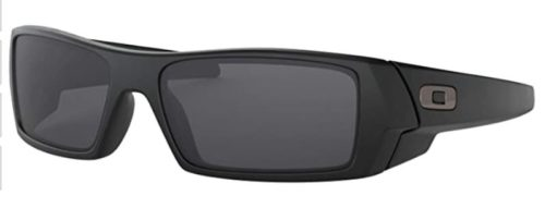 Oakley Men's Gascan Rectangular Sunglasses, Matte Black /Grey, 60mm TOP 10 BEST CHEAP OAKLEY SUNGLASSES IN 2021 REVIEWS