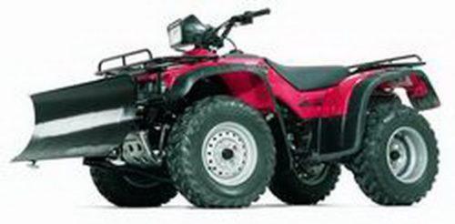 WARN 79403 Powersports ATV Front Kit Snow Plow Mount