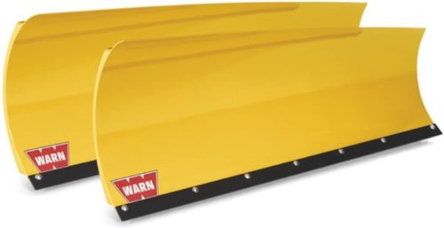 "WARN 80954 Tapered Plow Blade, 54"" Length, Yellow"