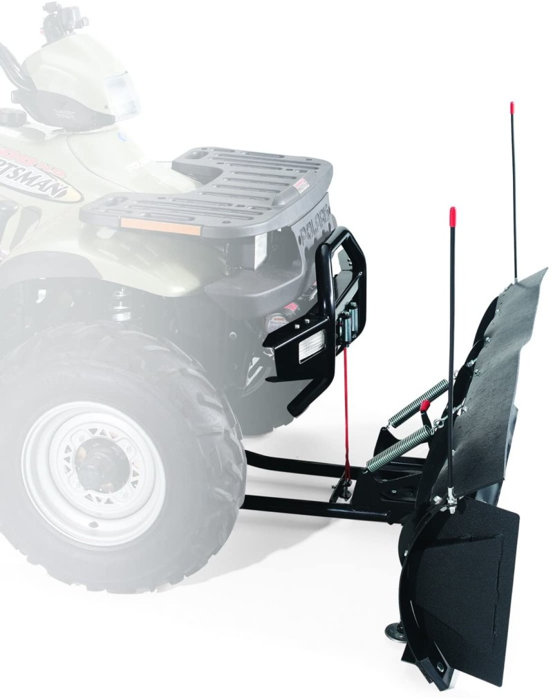 WARN 80607 Powersports ATV Snow Plow Deflector for ProVantage Straight Blades