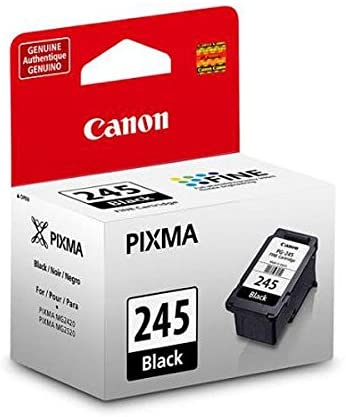 PG-245 Black Ink Cartridge TOP 10 BEST CHEAP INK CARTRIDGES IN 2020 REVIEWS