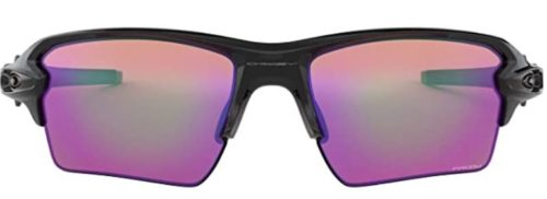 Oakley Men's OO9188 Flak 2.0 XL Rectangular Sunglasses