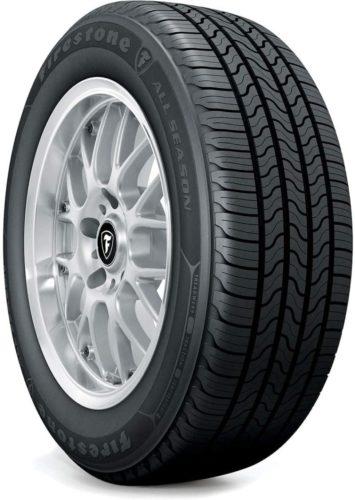 Firestone ALL SEASON 102T Radial Tire-225/65R17
