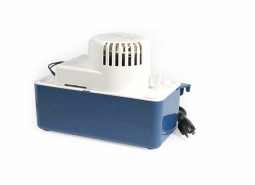 Condensate Pump - for Dehumidifier, Ice Maker, AC, Furnace, Condensations, Drain, Overflow, Air Conditioner. (115V)