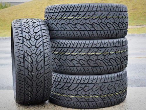 Set of 4 (FOUR) Fullway HS266 Performance All-Season Radial Tires-295/35R24 110V XL