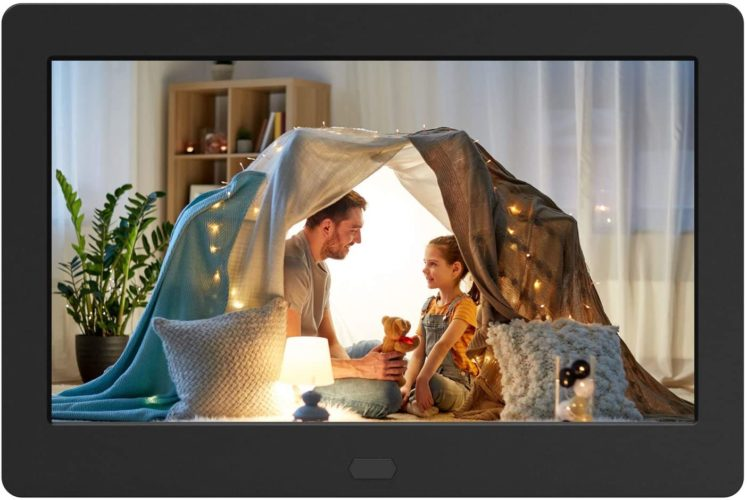Digital Photo Frame with IPS