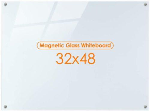 Glass Whiteboard Dry Erase Board