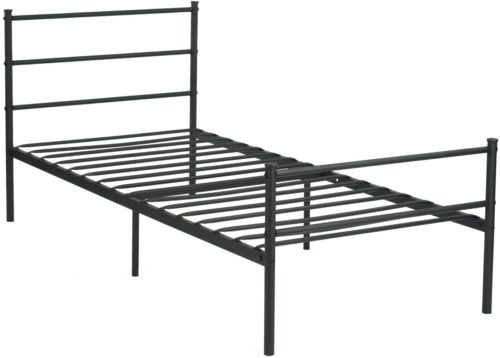 GreenForest Metal Bed Frame Twin Size