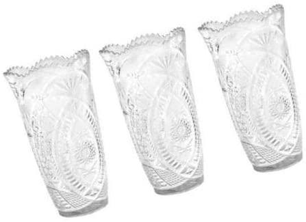 Greenbrier-3-Plastic-Cut-Edge-Vases-822