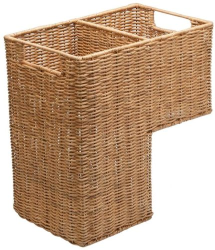 KOUBOO-Wicker-Step-Basket-Natural