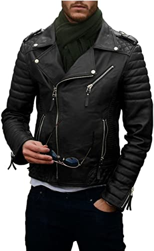 Laverapelle-Mens-Genuine-Lambskin-Leather-Jacket-Black-Motorcycle-Jacket-1501474