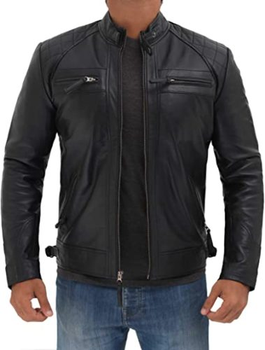 Mens-Leather-Jacket-Quilted-Real-Lambskin-Leather-Jackets-for-Men