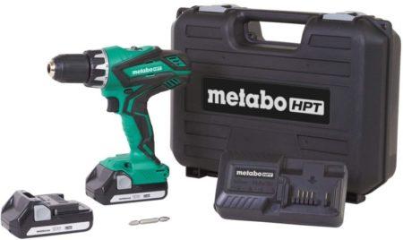 Metabo HPT Cordless Drills