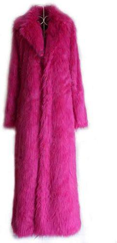 Old-DIrd-Women-Warm-Long-Sleeve-Parka-Faux-Fur-Coat-Lapel-Full-Length-Outwear-Maxi-Fluffy-Faux-Fur-Overcoat