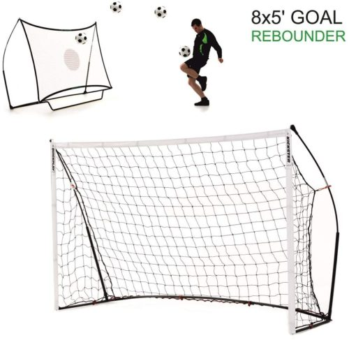 QuickPlay 2in1 Rebounder and Soccer Goal