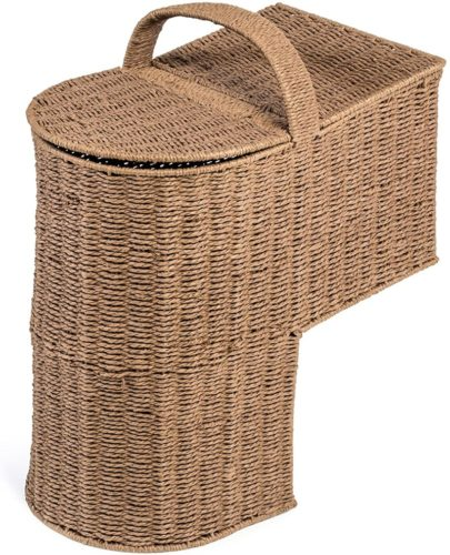 Trademark-Innovations-15.25-Storage-Stair-Basket-With-Handle