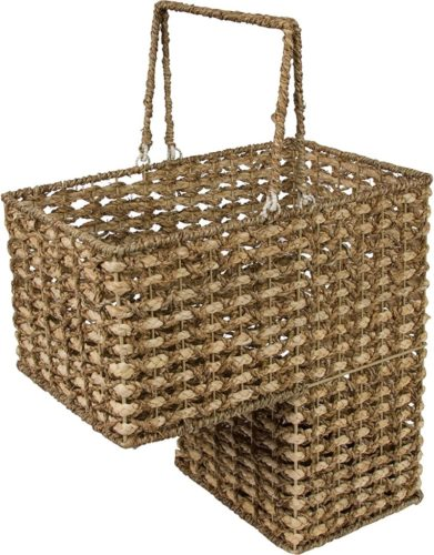 Trademark-Innovations-16inch-Braided-Rope-Storage-Stair-Basket-with-Handles