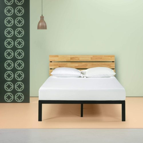 Best Metal Platform Beds In 2020 Reviews Superiortoplist
