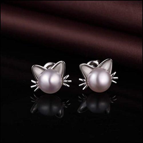 ZowBinBin-Cat-Ear-Stud-Earrings-Freshwater-Cultured-Shell-Pearl-Stud-Earrings-Sterling-Silver-Cat-Ear-Studs-Earrings11