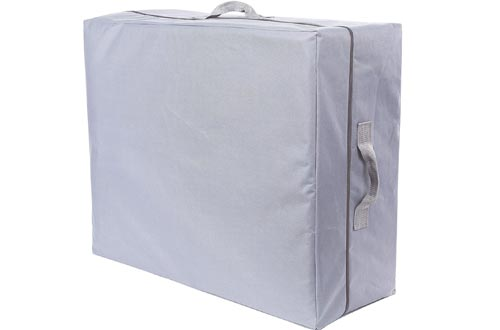 """Storage Case for Cheer Collection Trifold Folding Mattresses (Fits 25"""" Wide Mattress)"""