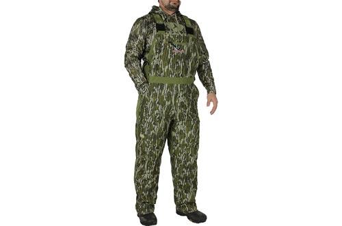 EHG Elite Men's Mossy Oak Sierra Camo Hunting Bibs