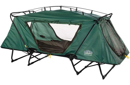 Kamp-Rite Oversize Tent Cots Folding Outdoor Camping Hiking Sleeping Bed