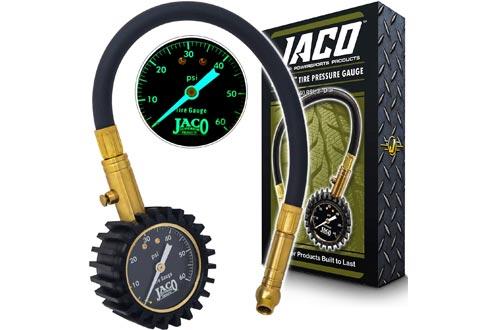 JACO ElitePro Tire Pressure Gauges - 60 PSI