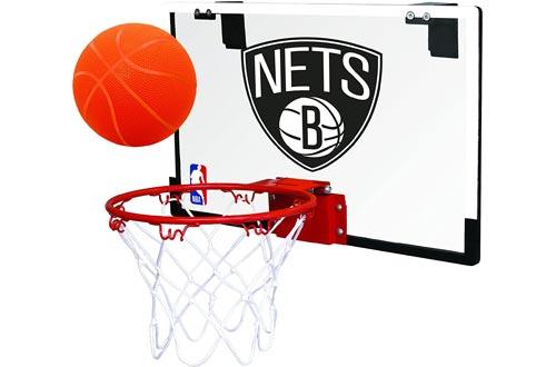 Rawlings NBA Game On Polycarbonate (PC) Mini Basketball Hoops Set (All Team Options)