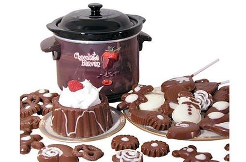 Nostalgia CHM-915 Deluxe Chocolate Heaven Fondue Pots