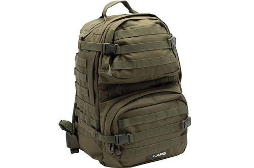 LA Police Gear 3 Day Tactical Backpacks for Hunting, Military, Camping, Hiking, and Survival 2.0
