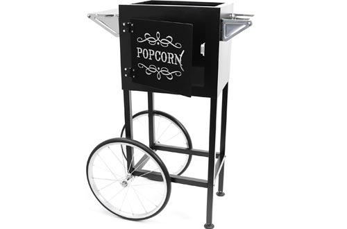 Paramount Popcorn Machines Cart/Trolley - [Color: Black]