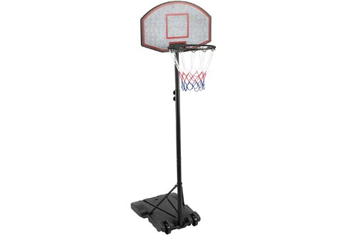 Movement God Kid Portable Basketball Hoops