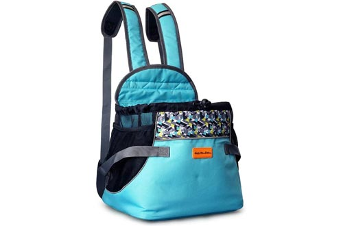 Cinf Pet Carrier Backpacks for Small and Medium Dog Cat,Front Cat Dog Carriers Backpacks Travel Bag,Dog Carrier, Cat Carrier-Adjustable Easy-Fit for Traveling Hiking Camping to Carry Canine …