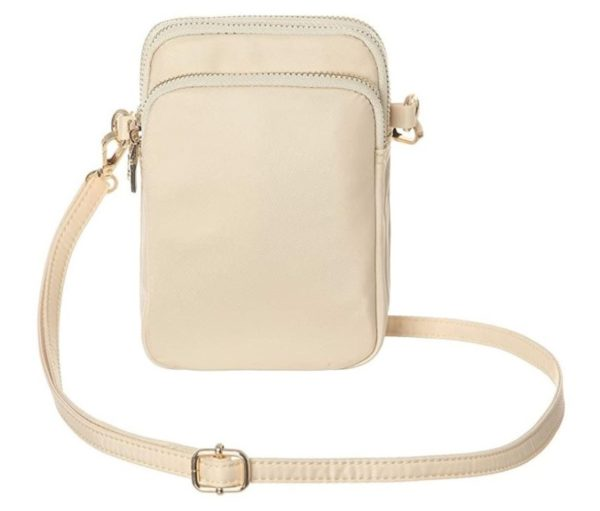 3. HAIDEXI Lightweight Small Crossbody bags Cell Phone Purses Travel Pouch Shoulder Bag for Women