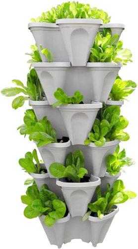 vertical garden design concept