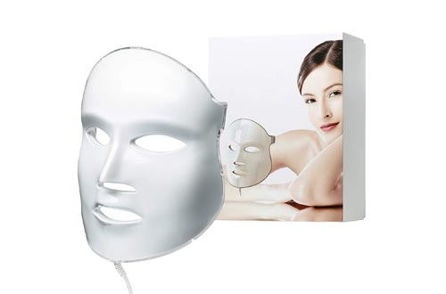 FDA cleared|Aphrona LED Facial Skin Care Masks Light Treatment LED Masks