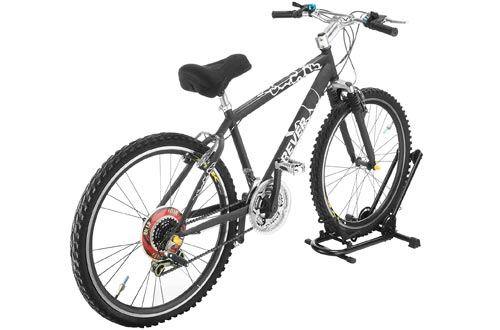 RAD Cycle Foldable Bike Rack Bicycle Storage Floor Stands Fold it Up and Take it with You. Compact Storage