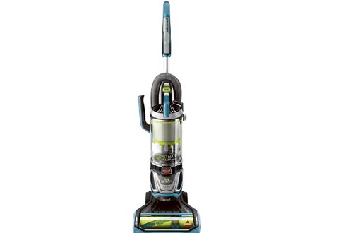Bissell Pet Hair Erasers Lift Off Bagless Upright Vacuum, 20874, Blue