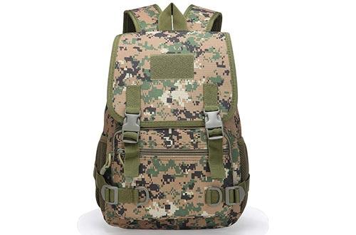 Fancy Dawn Tactical Backpacks 800D Military Army Waterproof Hiking Hunting Backpacks Tourist Rucksack Sports Bag