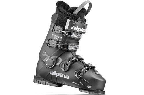 ALPINA XTrack 70 Ski Boots Black