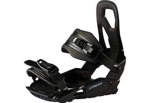 Firefly RX 180 Snowboard Bindings