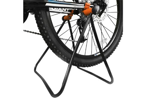 Ibera Easy Utility Bicycle Stands, Adjustable Height, Foldable Mechanic Repair Rack Bike Stands For Bicycle Storage