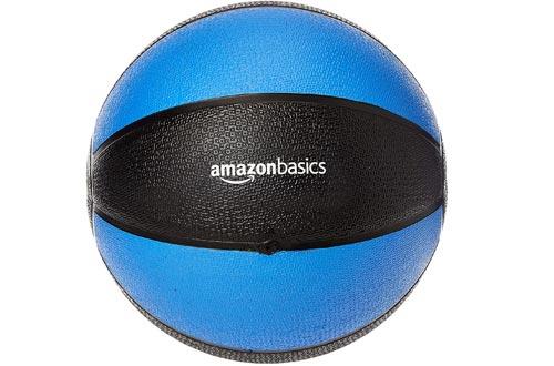 AmazonBasics Medicine Ball for Workouts Exercises Balance Training