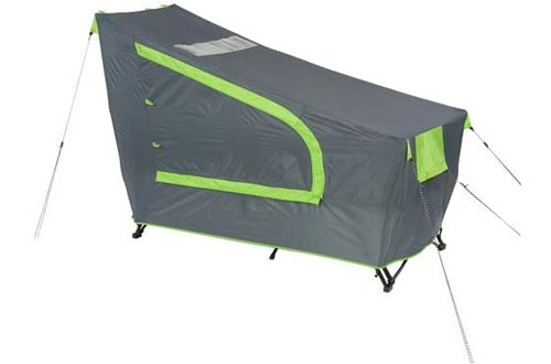 Ozark Trail 1-person Instant Tent Cots with Rainfly