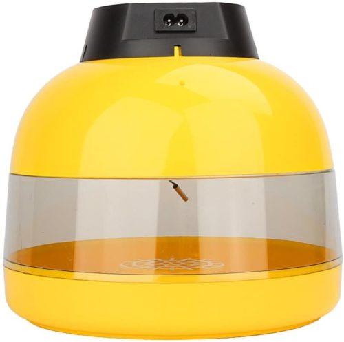 Yosoo 10 Chicken Eggs Mini LED Digital Incubator Poultry Hatcher Fan Temperature