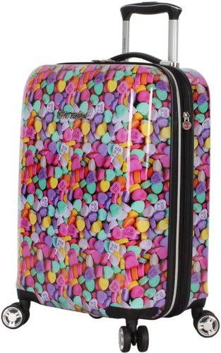 lightest hardside luggage