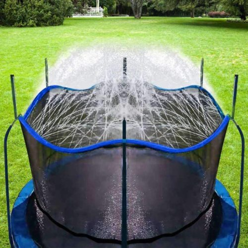 Bobor-Trampoline-Water-Sprinkler-for-Kids-Outdoor-Trampoline-Spary-Waterpark-Fun-Summer-Water-Toys.-Blue-39ft